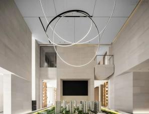 珀澄设计--MOMA青岛通汇当代阅销售中心