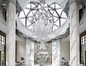 邱德光设计--南京保利天悅售楼中心