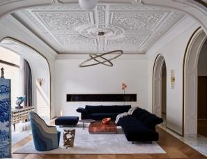孟也设计 X 歌手杨坤:我的家不可复制1100㎡