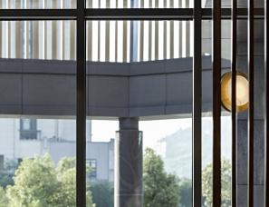 中艺创时设计--重庆篆山熙园营销中心