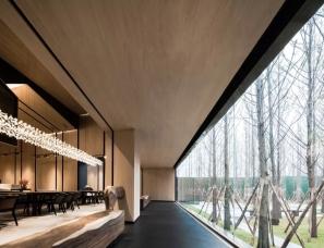 ENJOYDESIGN--重庆万科森林公园售楼处