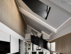 造间序设计--西郊枫林苑别墅300㎡