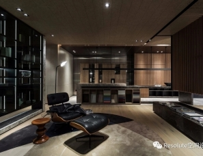 近境制作+润舍纳图设计-- RAYSONIC整装展厅