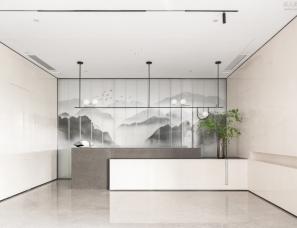 郑树芬设计--绿城·湖畔雲庐项目生活体验馆