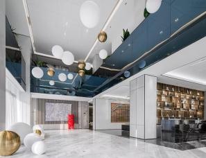 TRENDZONE & DESIO DESIGN--西安铂樾府售楼处