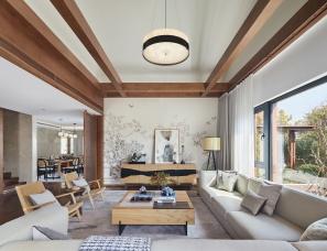 壹舍设计--太湖西山岛480㎡度假别墅