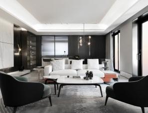 丹健国际设计 | 南京世茂天誉样板房