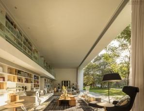 Studio MK27设计--巴西住宅