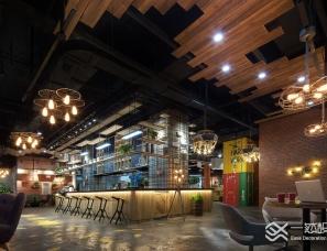 一然设计|杨星滨作品-扬谷创客孵化基地 4080㎡