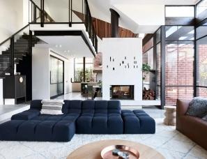 Larritt Evans--欧式精致别墅,创造性美学设计