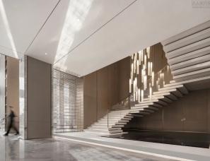 库玛设计--龙湖融信·天琅售楼部