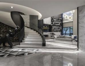 张清平设计 | 台南720㎡私宅,从音乐出发享受生活