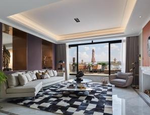 壹舍设计方磊--曼哈顿情节 华润外滩九里样板房