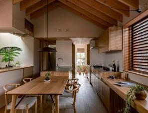 Hearth--京都传统风格住宅