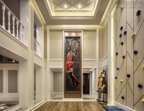 重庆星翰装饰设计--保利西子城 法式新贵 浪漫满屋