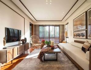 广州柏舍励创设计--昆明東盟森林B2戶型