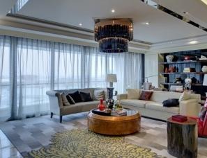 邱德光设计--上海融创.盛世滨江2502