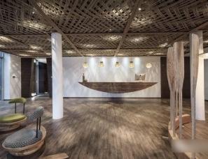 上海唯想建筑设计李想作品--邂逅千岛湖最美酒店