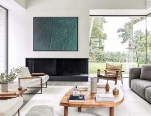 "Nicolas Schuybroek--以""质朴""呈现的奢侈空间"