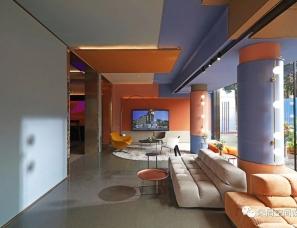 朱周空间设计--上海汉庭酒店