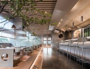 梅兰设计--波涛云—寿司大餐厅