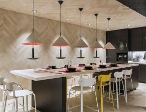Dariel Studio设计--Castelló Street办公室