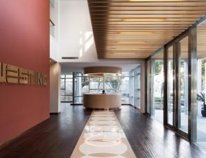 Dariel Studio--办公空间Westing office