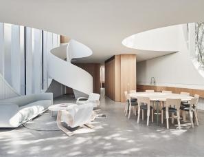 Chenchow Little Architects--老房翻新, 这样的改造太有个性了