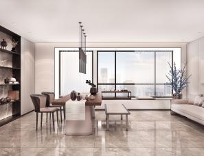 凯派设计--《至融》顶层复式居家空间