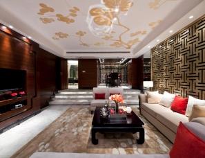 广州道胜设计--保利紫山花园样板房