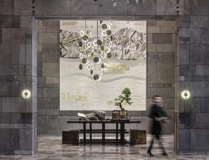 上海集艾设计--1.8亿打造亚洲顶级悬崖会所