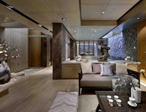 凌子达设计--十方别墅