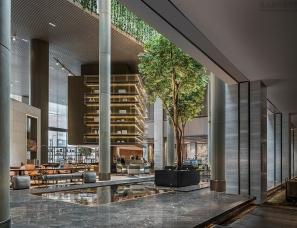 CCD郑中设计--人文領地—深圳博林天瑞喜來登酒店
