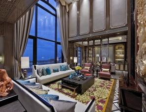 广州奥迅设计--映像古滇  湖景林菀800户