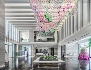 飞视设计--新城悦隽公园展示中心