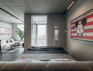 【首发】YODEZEEN Architects--FAMILY APARTMENT IN KIEV