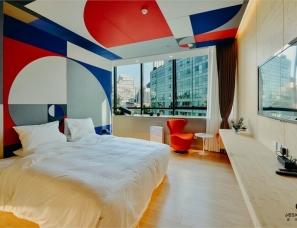 金尚酒店顶层客房设计/7Shang Guesthouse