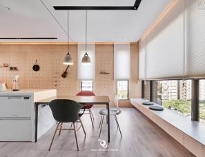 虫点子创意设计--三峡张宅/单层