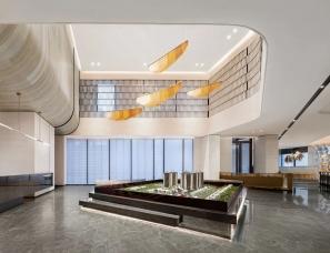 意巢设计--阳光城·江南檀悦销售厅