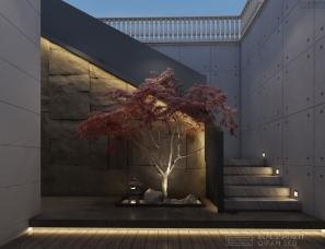 启凡空间设计 | 高级黑、高级范