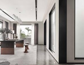 WAVE澜舍设计--海口宝龙城环球100-珑墅312m²
