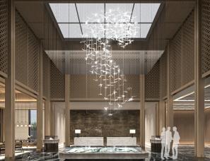 飞视设计--大发·碧桂园澜庭序展示中心