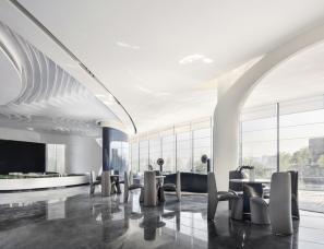 纳沃设计--金科·博翠未来营销中心
