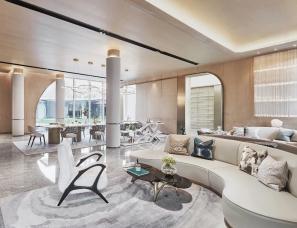 HWCD设计--杭州绿城·晓风印月售楼处