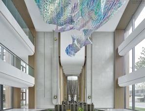 WJID维几设计--南京星河World展示中心