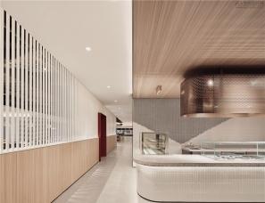 于强室内设计师事务所--深圳湾一号T7员工食堂