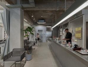 Kota Studio--印度尼西亚雅加达·Tujuhari Coffee多业态咖啡店