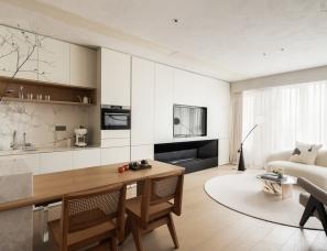 榀象设计丨 让居家与办公产生温柔的共鸣