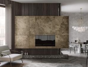 TOL'KO Interior 设计--Truffle Flat in Granville Apartments