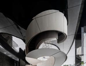 飞视设计--融创上海映红桥展示中心